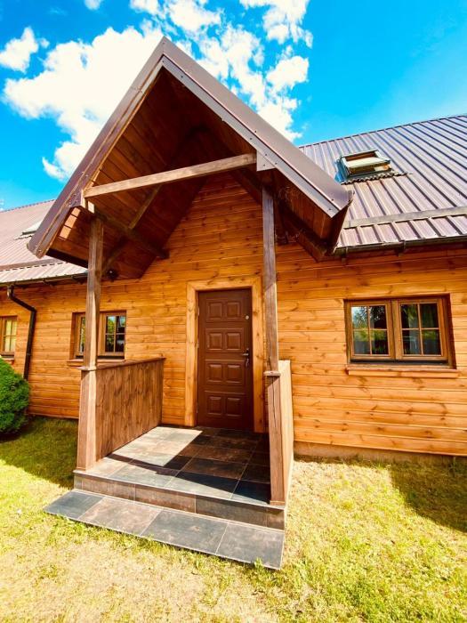 Tatarak domki na mazurach