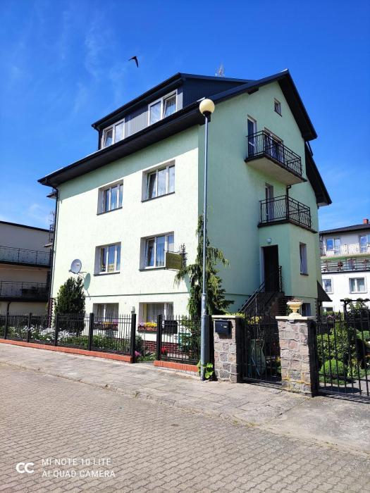 Apartamenty w Willi Dorota w Darłówku