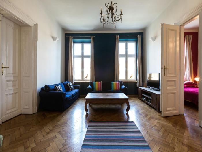 Stanislas Apartment