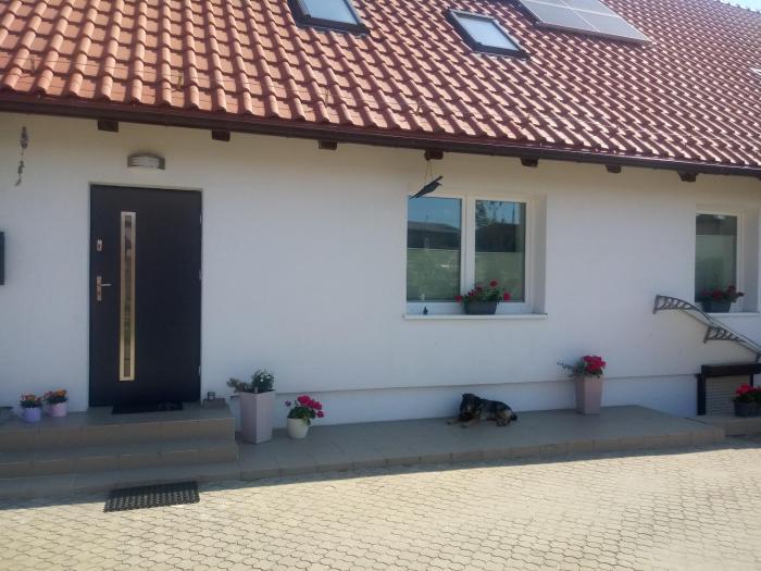 Mieszkanie nad jeziorem Olsztyn