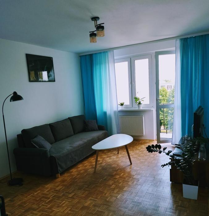 Mieszkanie Turkus w Gnieźnie