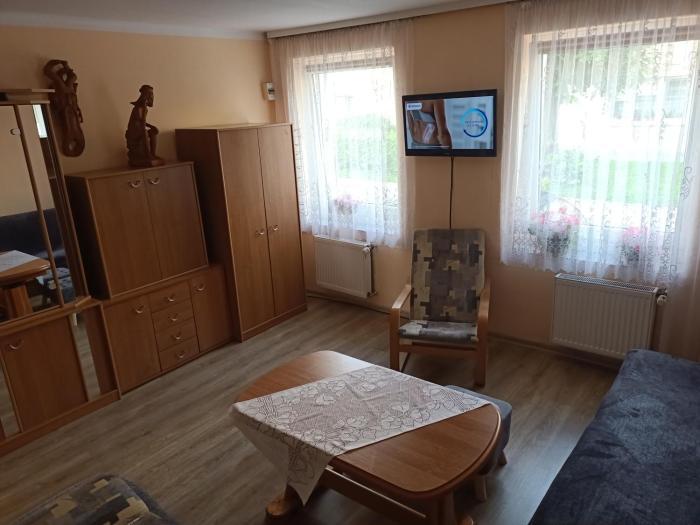 Mieszkanie w domu wielorodzinnym