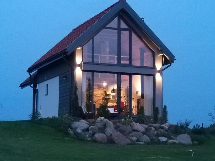 Babie lato i wiatr w kominie