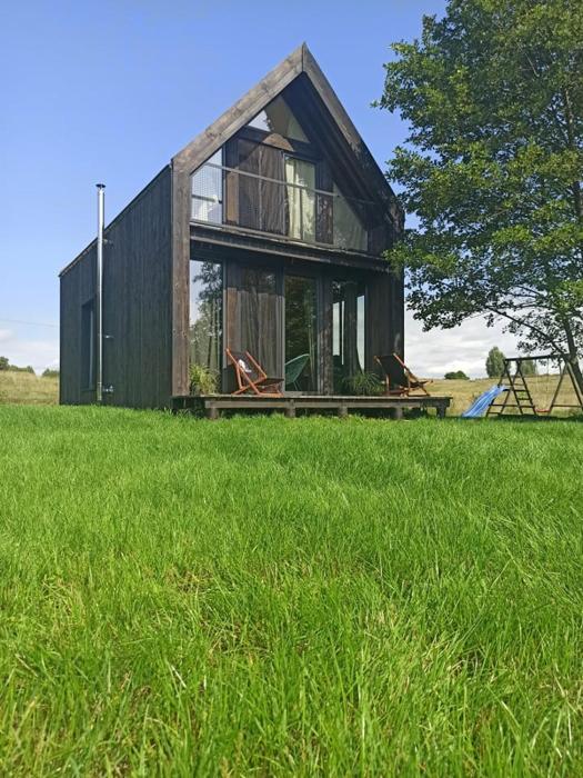 Między Olchami domek nad jeziorem Noclegi całoroczne Cisza spokój