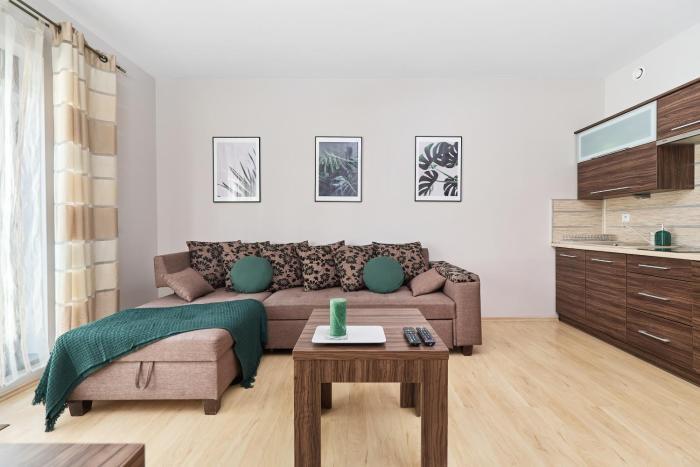 Apartment Wrocław Krawiecka by Renters