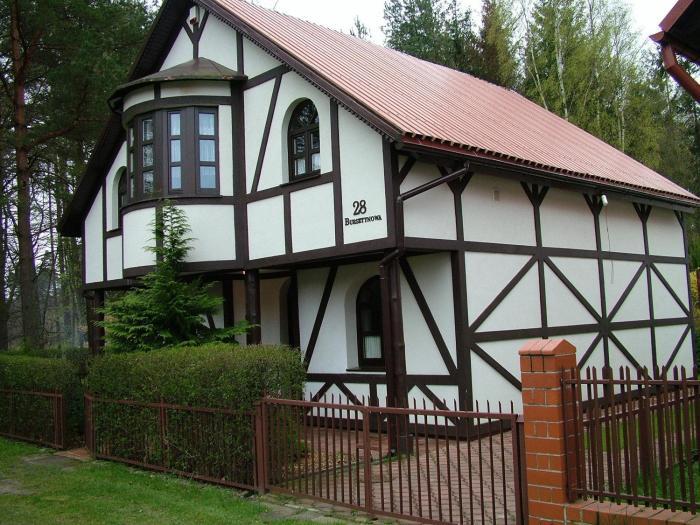 Villa Bursztynek