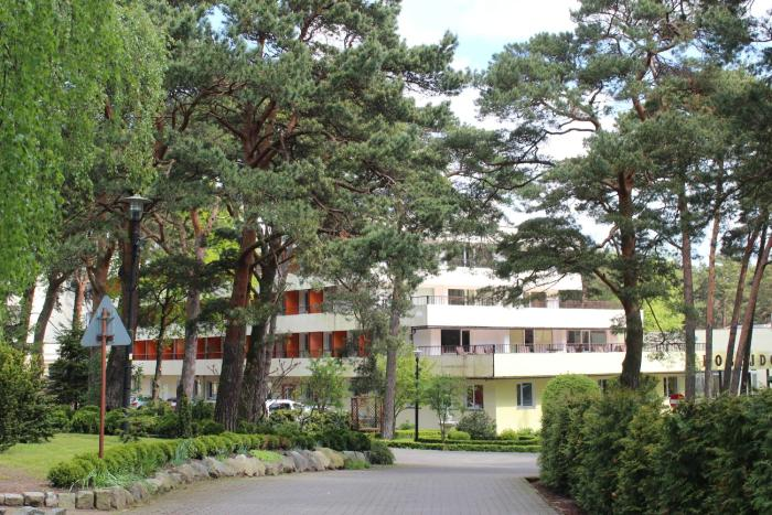 Ośrodek KonferencyjnoWypoczynkowy Posejdon w Ustce