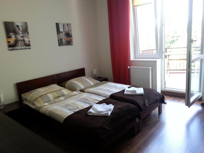 Pokoje w Apartamencie Danuta