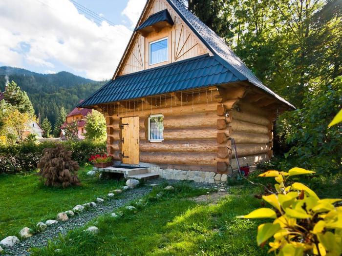 Domki u Ciaptoka