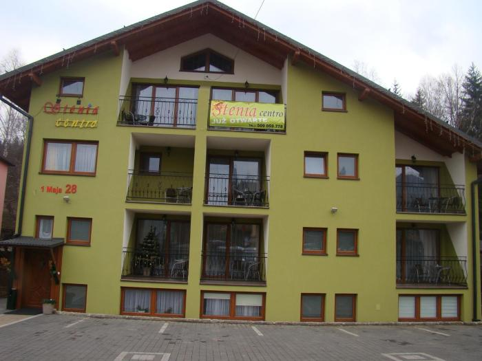 Willa Stenia Center Apartamenty