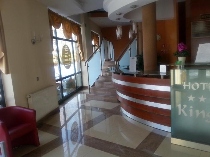 Hotel Restauracja Kinga