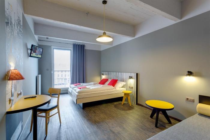 MEININGER Hotels Bruxelles City Center
