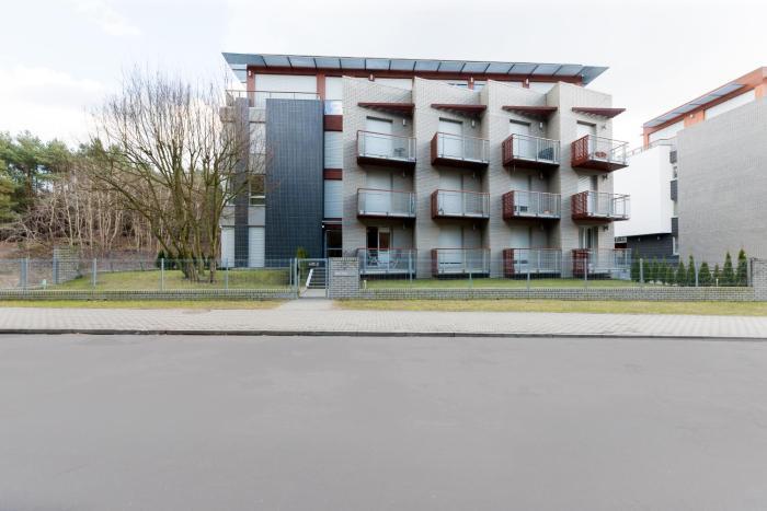 Apartamenty Laguna Bałtycka