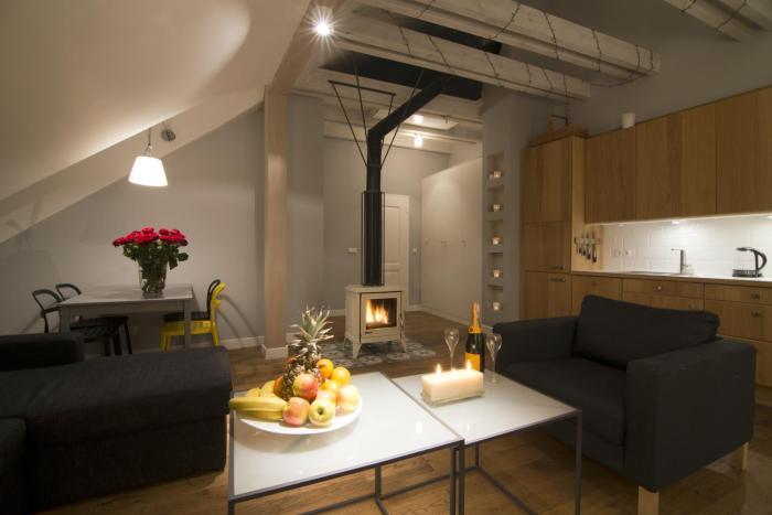 Apartament Rynek3 Kazimierz Dolny