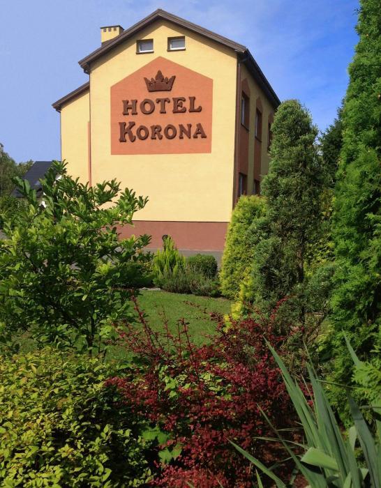 Hotelik Korona