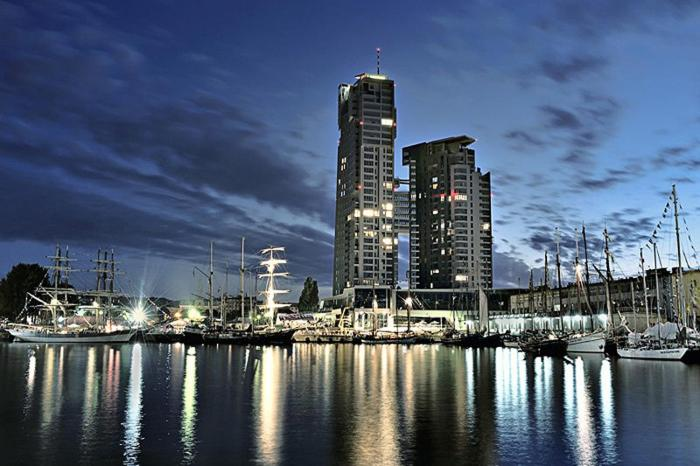 MW Apartamenty Sea Towers