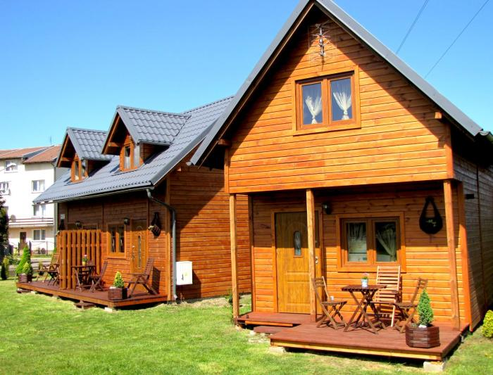 Holiday home Domki u Asi