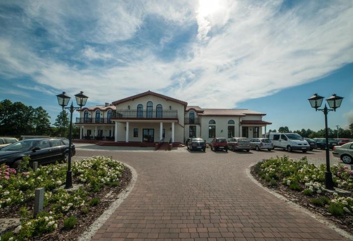Hotel i Restauracja Różany Dwór