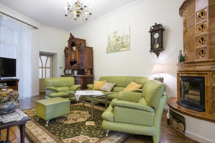 Apartment Grabowskiego
