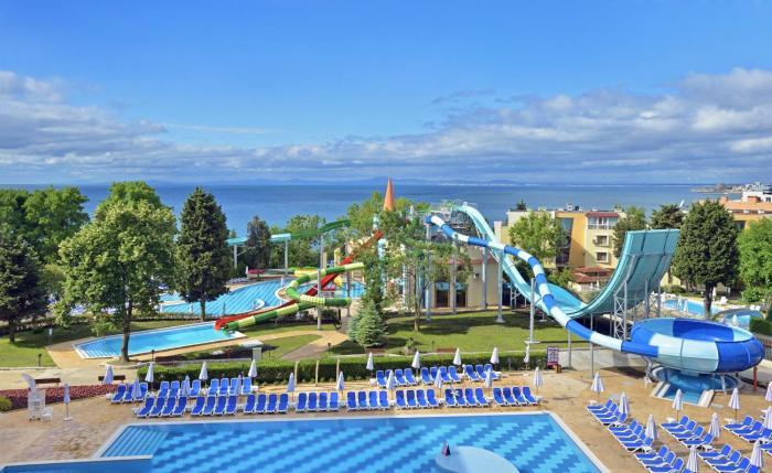 Sol Nessebar Bay Resort & Aquapark -inclusive
