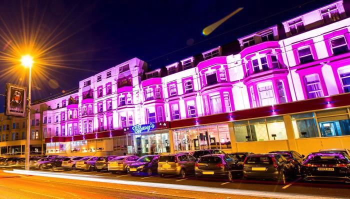 Tiffanys Hotel