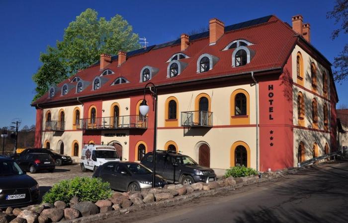 Hotel Niezły Młyn