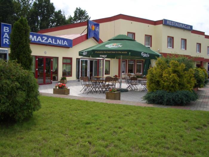 Restauracja Hotel Nova