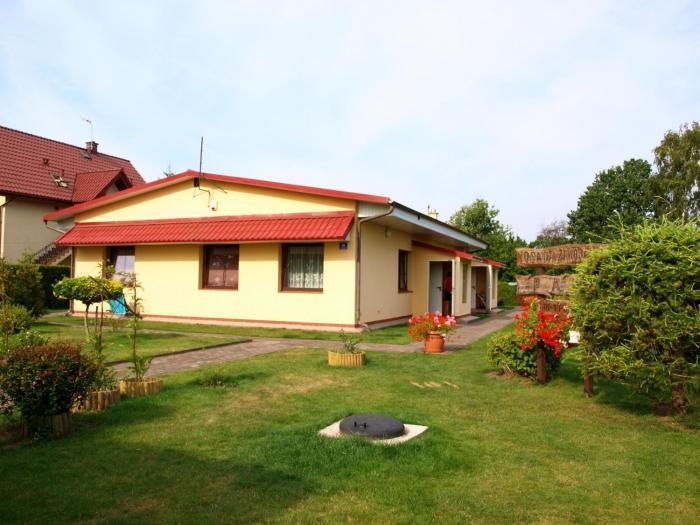 Dom wczasowy Fala w Kopalinie