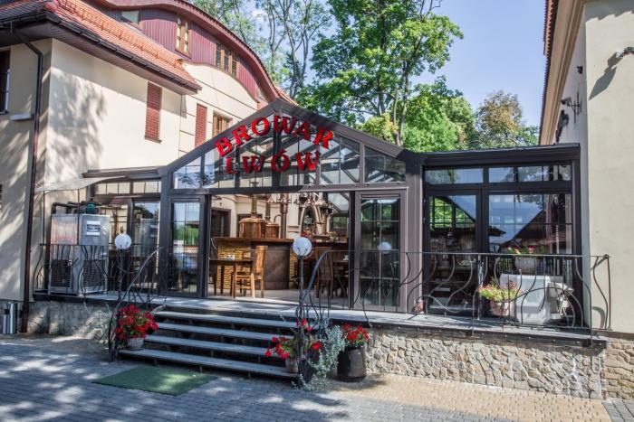 Hotel Browar Lwów
