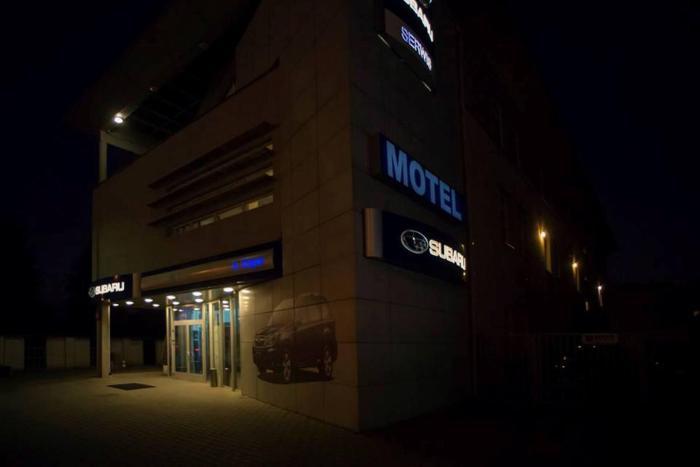 Motel Subaru