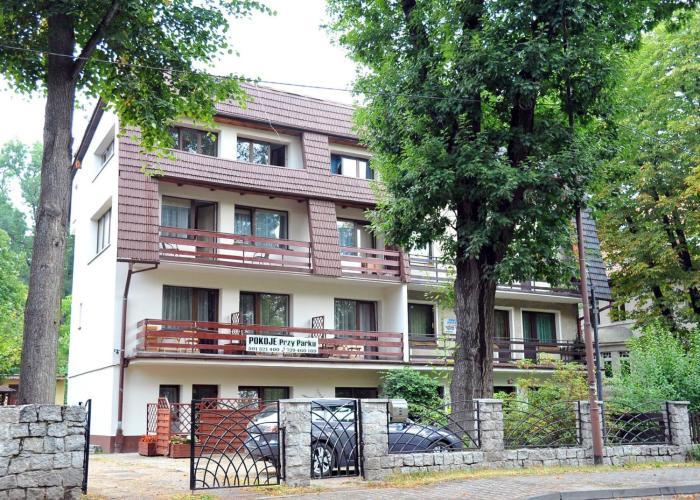 Apartamenty i Pokoje przy Parku