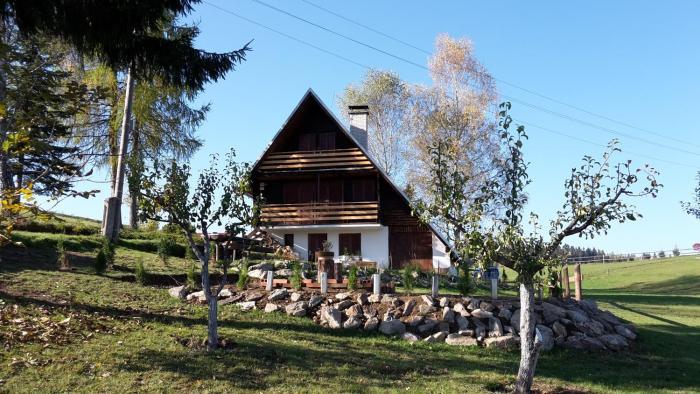 Chata Lúčky