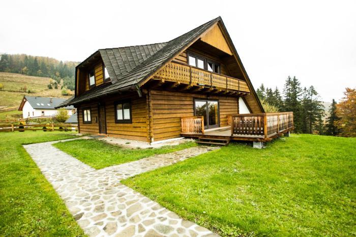 Villa Miodula WisłaSoszów Happy Wisła House