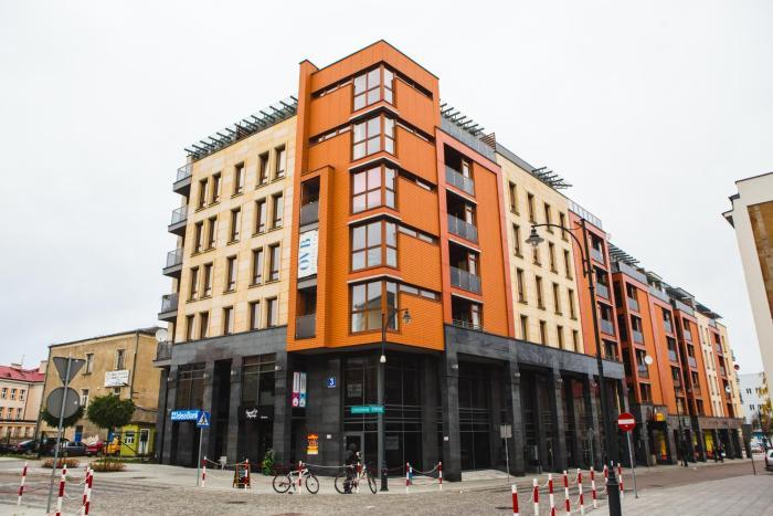Nowy Świat Apartments
