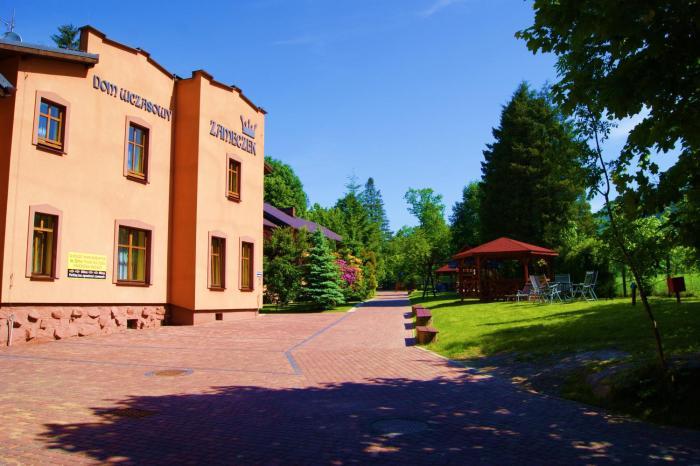 Dom Wczasowy Zameczek