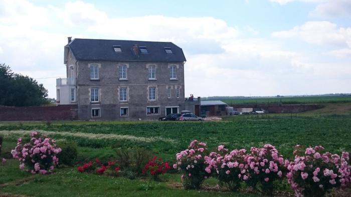 Villa Jules Verne Chambres dhôtes et gîte