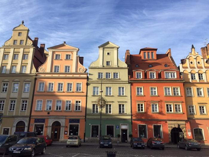 Mieszkanie Na Placu Solnym
