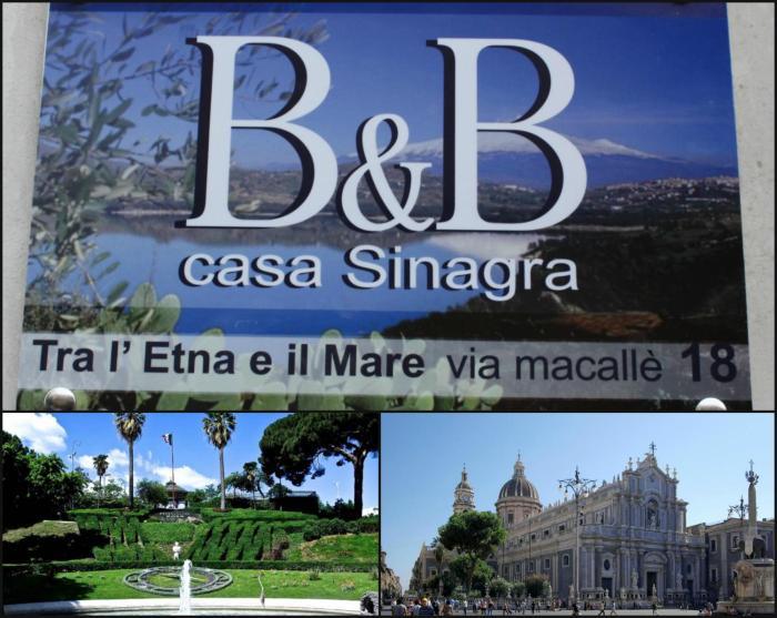 Tra L'Etna E Il Mare B&B