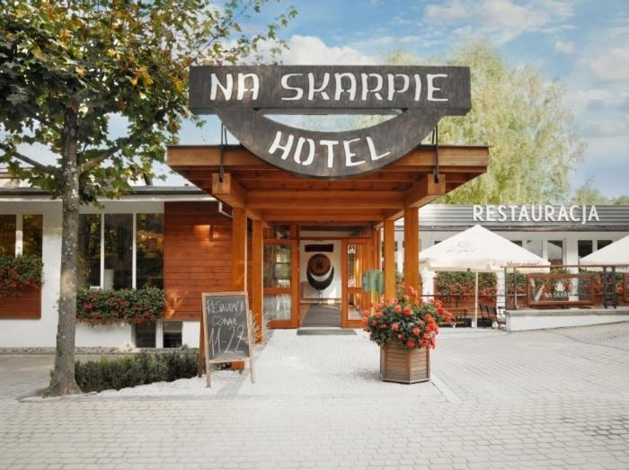 Hotel Na Skarpie Charzykowy