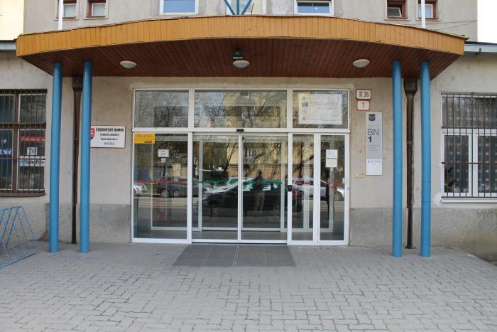 ŠD Němcovej 1