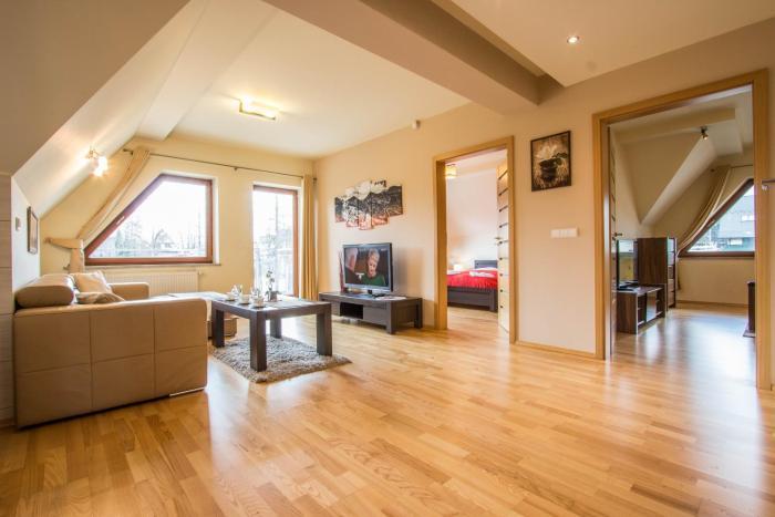 Apartamenty Bystra Woda Zakopane