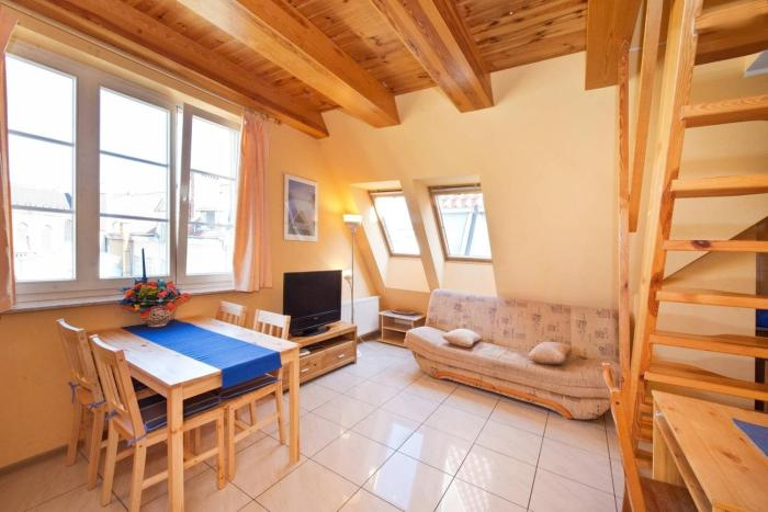Cosy apartment in the Gdansk Old Town