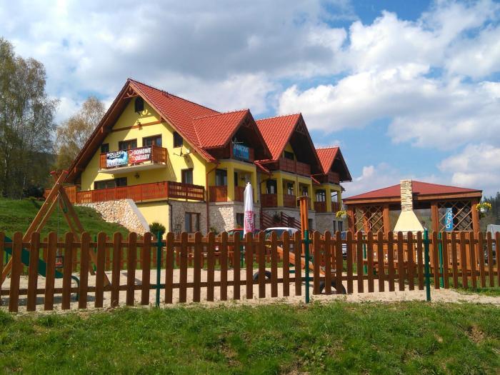 Pensjonat Zielone Wzgórze Bolesławów