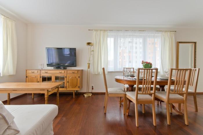 Apartamenty Gdańsk EU - PARKOWY