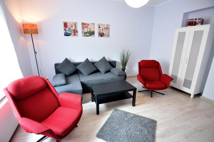Victus Apartamenty Apartament Jandja