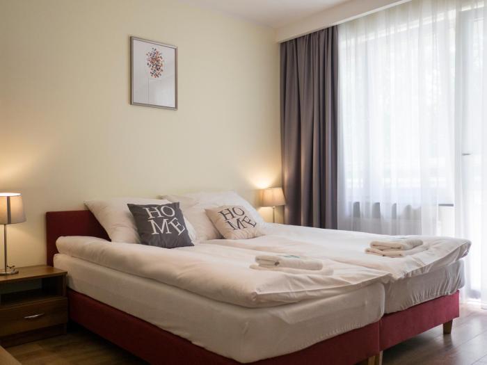 Apartamenty Bialystok Piłsudskiego 17