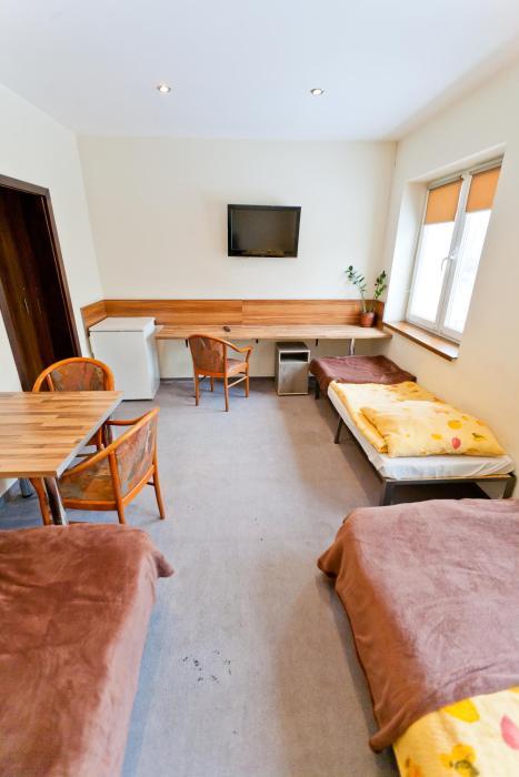 Hostel m7