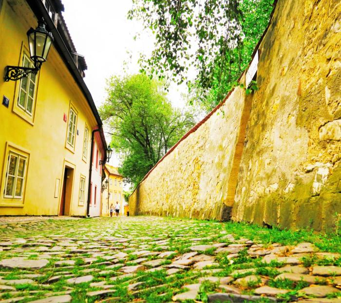 Garden Residence Prague Castle