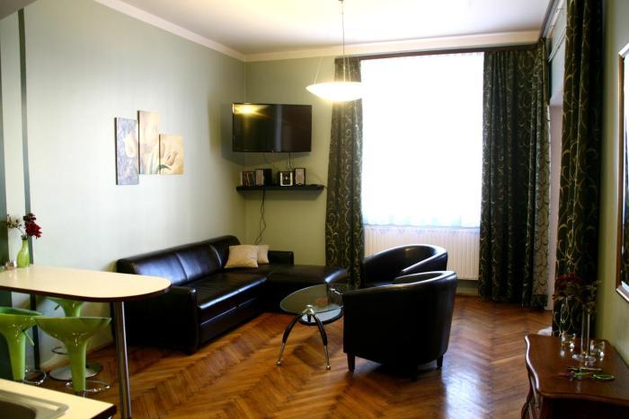 Apartamenty Astur