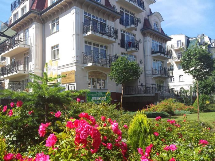 Apartamenty na Wyspie Trzy Korony